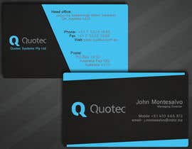 #71 for JM Business Card by rishavkumar93