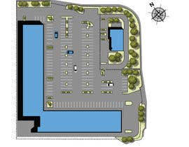 Badraddauza tarafından Real Estate Site Plan Illustration for Marketing için no 5