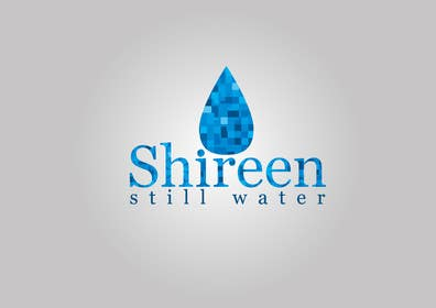 #130 para Design a Logo for Shireen Still Water por ZenoDesign