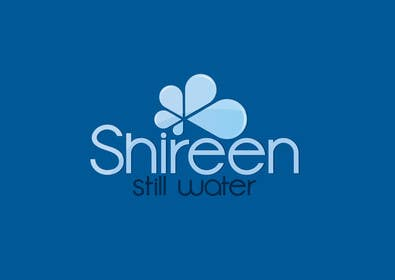 #144 para Design a Logo for Shireen Still Water por ZenoDesign