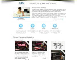 #2 for One page website design for franchise by dreamstudios0