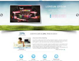#3 untuk One page website design for franchise oleh dreamstudios0
