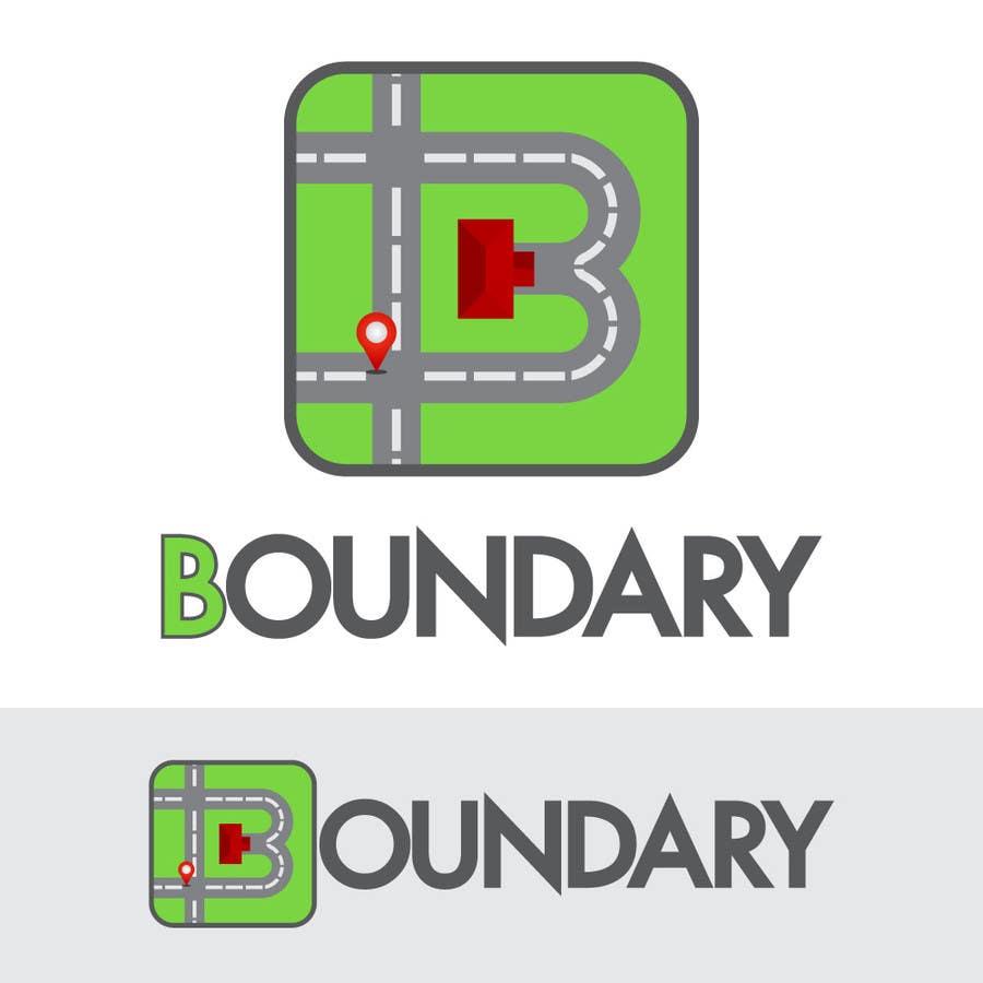 """#3 for Design a Logo for a website/ app """"Boundary"""" by vladimirsozolins"""