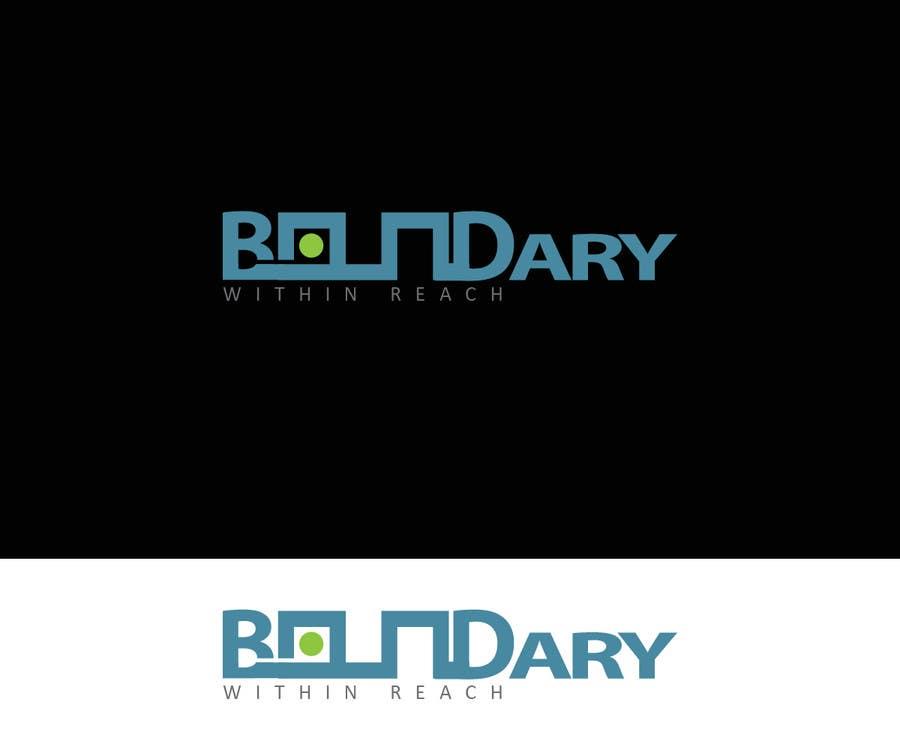 """#9 for Design a Logo for a website/ app """"Boundary"""" by arteastik"""