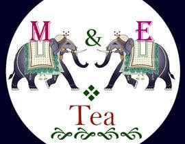 nº 36 pour Design a Logo to use on a tea label for a wedding gift par binoyjoseph