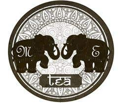 #34 untuk Design a Logo to use on a tea label for a wedding gift oleh nwreliableone