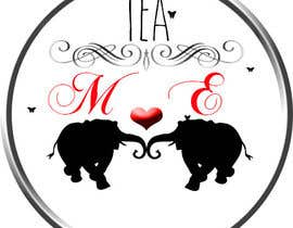 #8 untuk Design a Logo to use on a tea label for a wedding gift oleh aniatomek