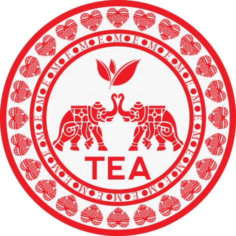 #40 for Design a Logo to use on a tea label for a wedding gift by andrewangel