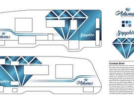 Nro 4 kilpailuun Graphic Design for RV Decals käyttäjältä marnusventer