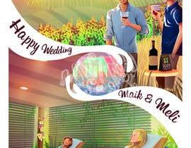 Nro 24 kilpailuun Illustrate Wine Tasting & Beauty/Shopping Day käyttäjältä banaikhwanul