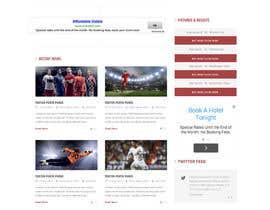 Nro 3 kilpailuun Create one page PSD Design käyttäjältä Evatorres