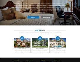 Nro 13 kilpailuun Create one page PSD Design käyttäjältä husainmill