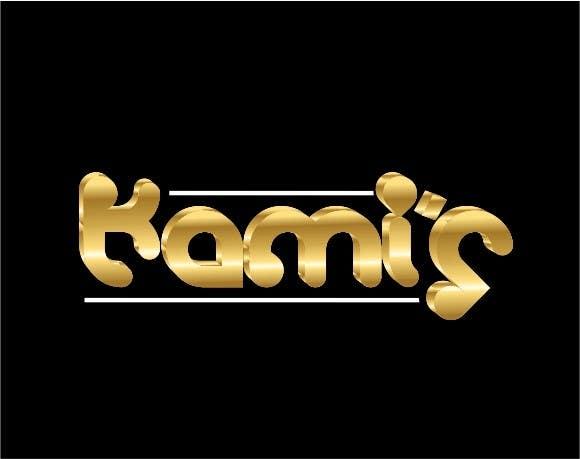 Inscrição nº 52 do Concurso para Design a Logo for  Kami's