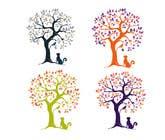 Graphic Design Inscrição do Concurso Nº54 para Wall decal design - Trees and Flowers