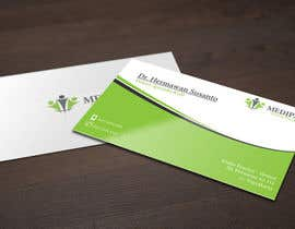 nº 21 pour Medical Practice Business Card Design par jahidululazmi