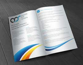 #15 for Design a template for our corporate publications by bluedartdesigner
