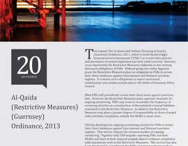 #20 para Design a template for our corporate publications por suneelkaith