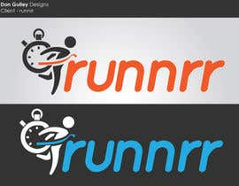 dongulley tarafından Design a Logo/Icon for Running Website için no 7