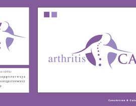 Nro 1128 kilpailuun A logo for ArthritisCARE in Australia käyttäjältä starikma