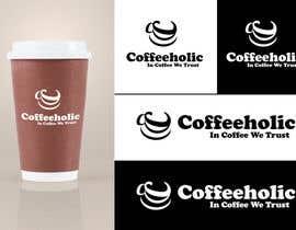 Nro 33 kilpailuun Design a Logo for a Coffee Shop käyttäjältä marnusventer
