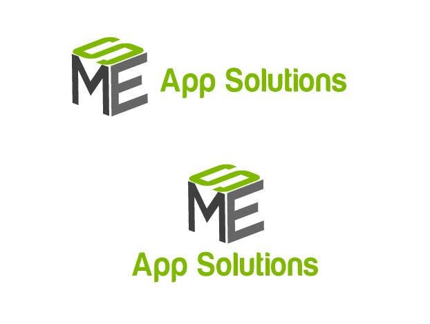 Penyertaan Peraduan #37 untuk Smartphone App Development Company Logo