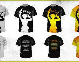 #51 para Design a T-Shirt for Hula dancing event por redeye998