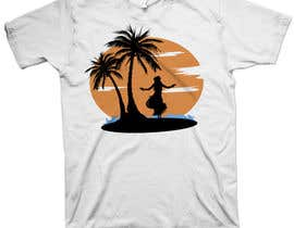 #19 for Design a T-Shirt for Hula dancing event by mckirbz