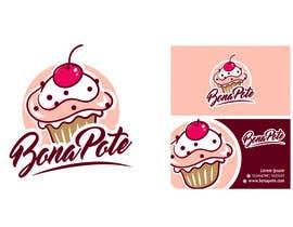 Nro 42 kilpailuun logo for cakes and others käyttäjältä MagdalenaJan