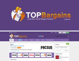 #61 for Design a Logo for TopBargains af alexandracol
