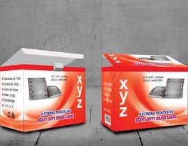 designbahar tarafından Designing packaging box for brake liners için no 31