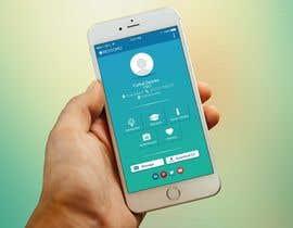 Nro 4 kilpailuun Design a mobile / app version of our digital CVs käyttäjältä Anaidsg