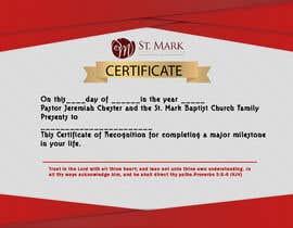 Nro 5 kilpailuun Graduation Certificate käyttäjältä mejahanasif