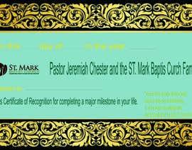 Nro 8 kilpailuun Graduation Certificate käyttäjältä hakkan90