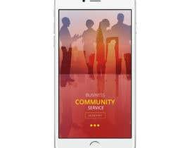 Nro 11 kilpailuun Business Community Website/Mobile Apps UX Mockup käyttäjältä venky9291