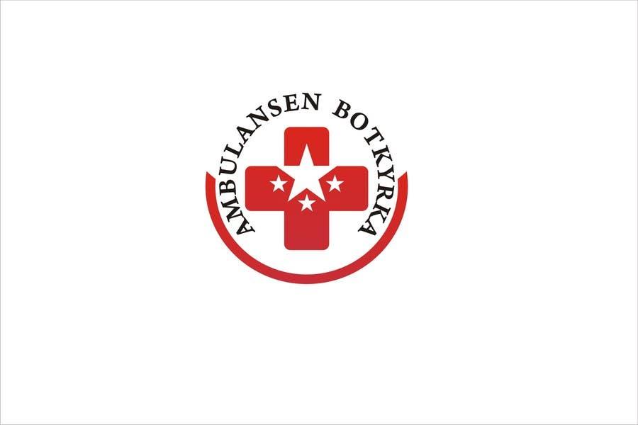 "Bài tham dự cuộc thi #36 cho Designa en t-shirt for ""Ambulansen Botkyrka"""