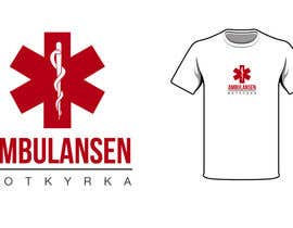 "#22 for Designa en t-shirt for ""Ambulansen Botkyrka"" by guilhermebarros"