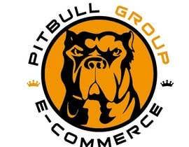 rafina13 tarafından Design a Logo E-commerce Pitbulls Group için no 26