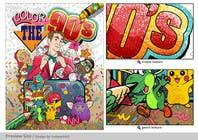 Graphic Design Kilpailutyö #27 kilpailuun Need Coloring Book Cover