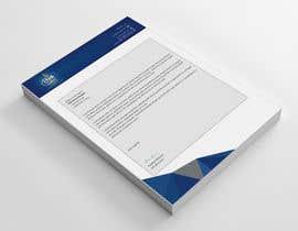 Nro 17 kilpailuun Design my company letterhead käyttäjältä mdakasabedin