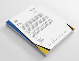 Nro 40 kilpailuun Design my company letterhead käyttäjältä mdakasabedin