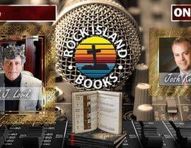 Nro 15 kilpailuun Create Radio Interview Background PSD käyttäjältä jeffnelshabong