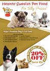 Contest Entry #15 for Design a Flyer for our Petfood Business