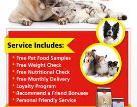 #29 for Design a Flyer for our Petfood Business by whoislgc