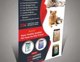 abdelaalitou tarafından Design a Flyer for our Petfood Business için no 23