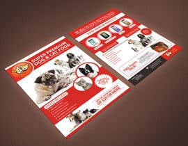 #5 cho Design a Flyer for our Petfood Business bởi rimskik
