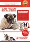 Contest Entry #10 for Design a Flyer for our Petfood Business
