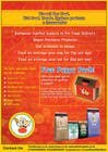 Contest Entry #19 for Design a Flyer for our Petfood Business