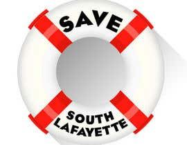 Nro 10 kilpailuun Save South Lafayette Logo käyttäjältä sumitrz