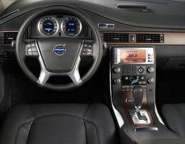 Nro 11 kilpailuun Remake car interior käyttäjältä AquimaWeb