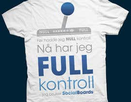 #14 for T-shirt Design for SocialBoards af Sevenbros